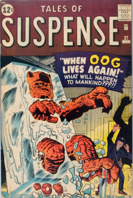 Tales of Suspense #27. Click for current values.