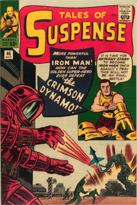 Tales of Suspense #46. Click for current values.