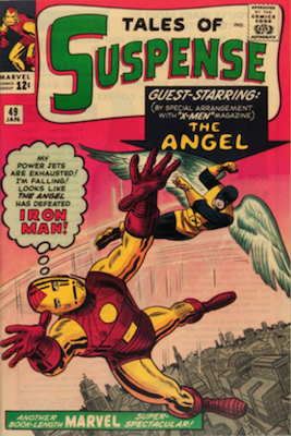 Tales of Suspense #49. Click for current values.