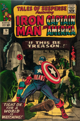 Tales of Suspense #70. Click for current values.