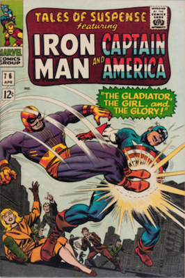 Tales of Suspense #76. Click for current values.