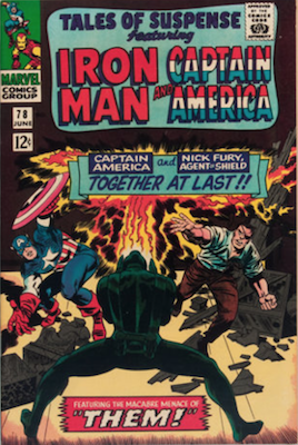 Tales of Suspense #78. Click for current values.