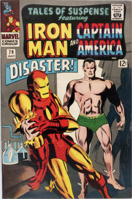Tales of Suspense #79. Click for current values.