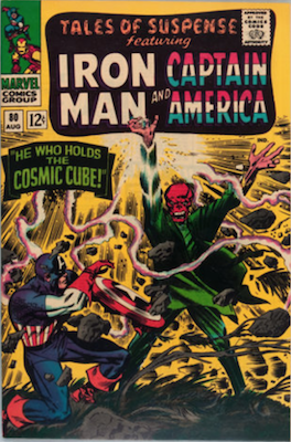 Tales of Suspense #80. Click for current values.