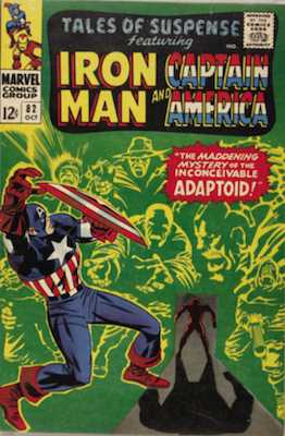 Tales of Suspense #82. Click for current values.