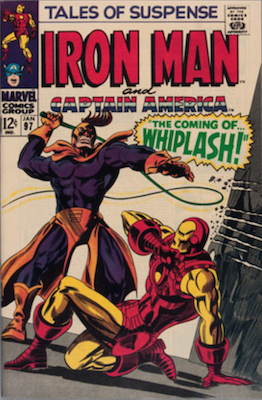 Tales of Suspense #97. Click for current values.
