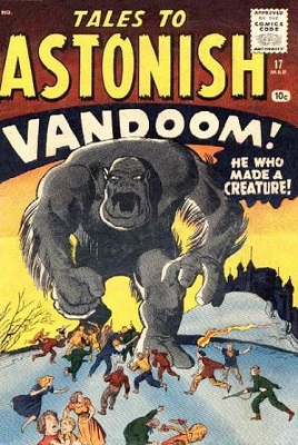 Tales to Astonish 17. Click for value