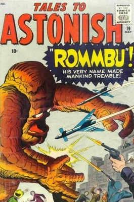 Tales to Astonish 19. Click for value
