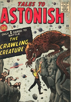 Tales to Astonish 22. Click for value