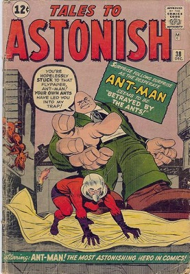 Tales to Astonish 38. Click for value