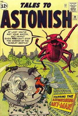 Tales to Astonish 39. Click for value