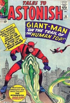 Tales to Astonish 55. Click for value