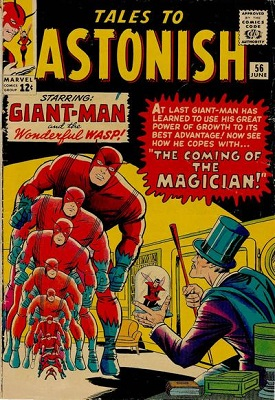 Tales to Astonish 56. Click for value