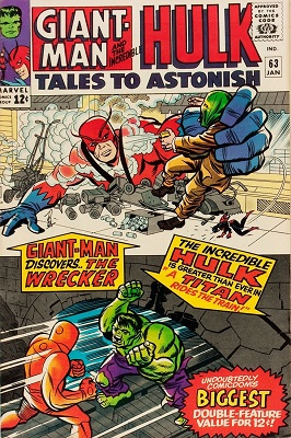 Tales to Astonish 63. Click for value