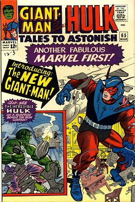 Tales to Astonish 65. Click for value