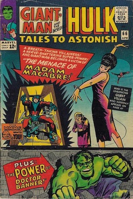 Tales to Astonish 66. CLick for value