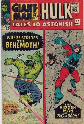 Tales to Astonish 67. Click for value