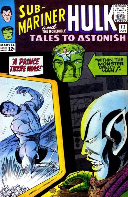 Tales to Astonish 72. Click for values