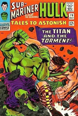 Tales to Astonish 79. Click for value