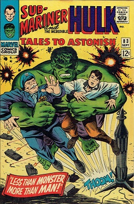 Tales to Astonish 83. Click for value