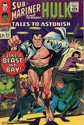 Tales to Astonish 84. Click for value