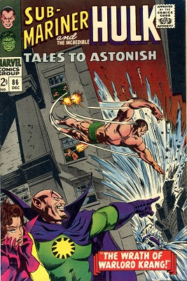 Tales to Astonish 86. Click for value