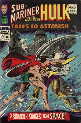 Tales to Astonish 88. Click for value