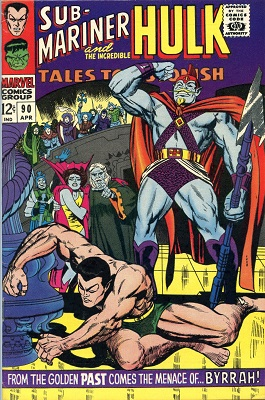 Tales to Astonish 90: 1st Appearance of the Abomination. Click for values