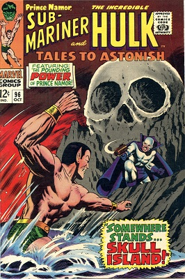 Tales to Astonish 96. Click for values