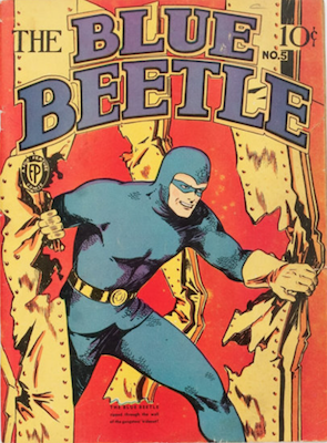 The Blue Beetle #5. Click for current values.