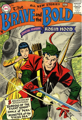 Brave and the Bold #12. Click for current values.