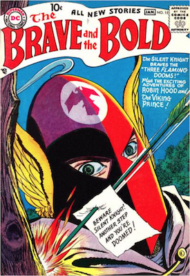 Brave and the Bold #15. Click for current values.