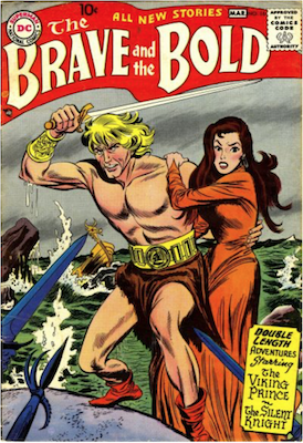 Brave and the Bold #16. Click for current values.