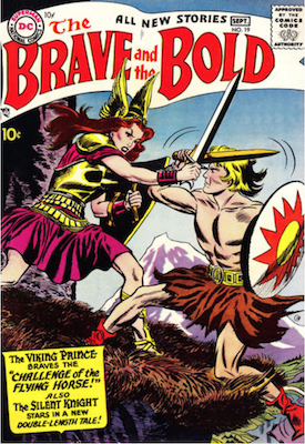 Brave and the Bold #19. Click for current values.