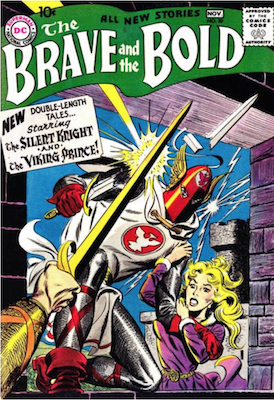 Brave and the Bold #20. Click for current values.