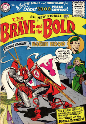 Brave and the Bold #7. Click for current values.