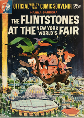 Flintstones at the New York World's Fair (1965). Click for values