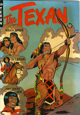 The Texan #11. Click for values