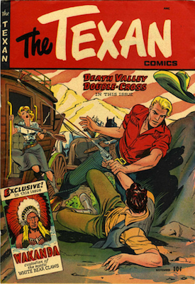 The Texan Comic #6. Click for values