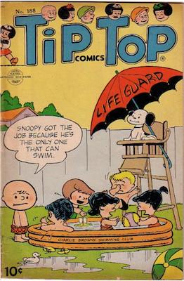Tip Top Comics #188. Click for values.