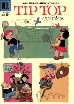 Tip Top Comics #217. Click for values.