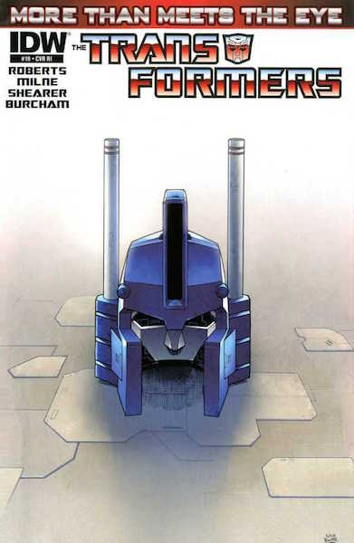 #60: Transformers: More Than Meets the Eye 19 Retailer Incentive Edition (2013). Click for values