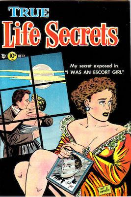 True Life Secrets #12. Click for values