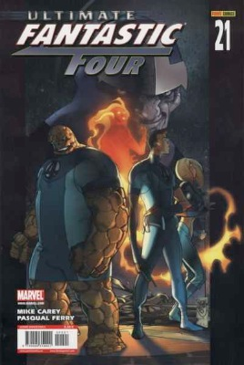 Origin and First Appearance, Marvel Zombies, Ultimate Fantastic Four #21, Marvel Comics, 2005 / Marvel Zombies #1, Marvel Comics 2005. Click for value
