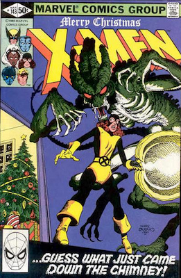 Uncanny X-Men #143 (March, 1981):