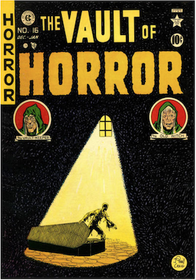 Vault of Horror #16. Click for values.