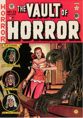 Vault of Horror #23. Click for values.