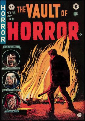 Vault of Horror #36. Click for values.