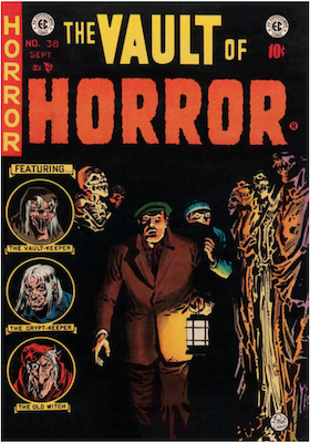 Vault of Horror #38. Click for values.