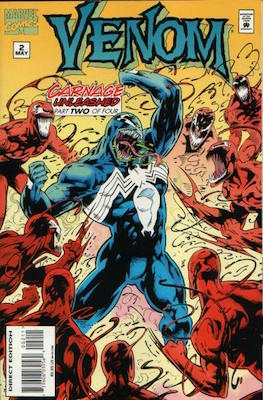 Venom: Carnage Unleashed #2. Click for values